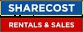 Sharecost Rentals & Sales Logo
