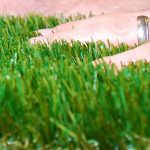 High Heat Precautions for Artificial Grass Turf Lawns