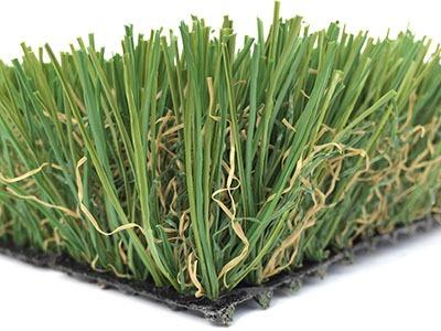 close up shot of artifiical grass