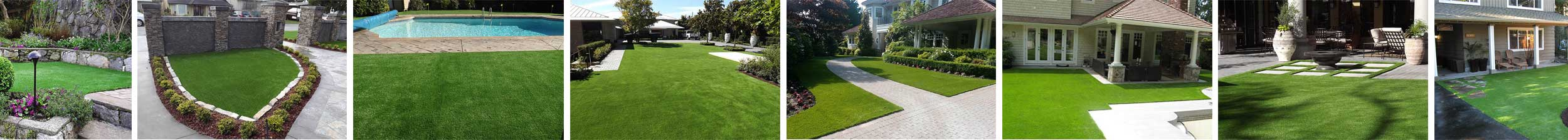 artificial grass residential homes