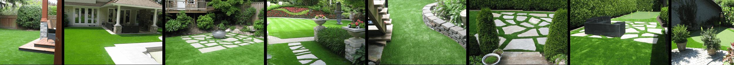 artificial grass gallery residential photos