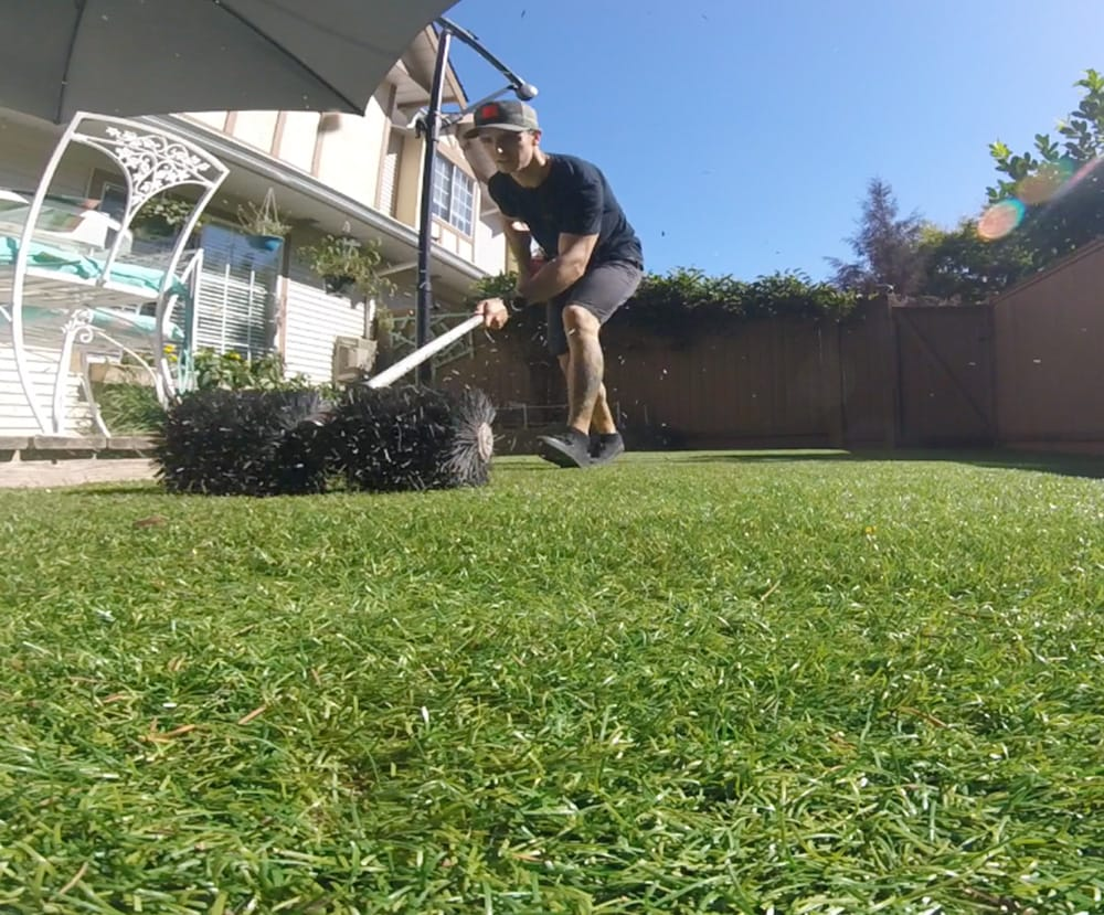 Revitalize your Artificial Grass Blades