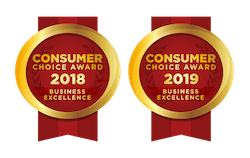 Bella Turf has won the Consumer Choice Award for Best Synthetic Turf in Vancouver consecutively for two years, both in 2018 and 2019.