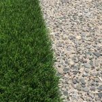 Tips for Installing Fake Grass against a Patio edge