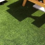 Commercial-grade Synthetic Lawn Turf