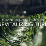 Revitalizing Matted Turf Blades