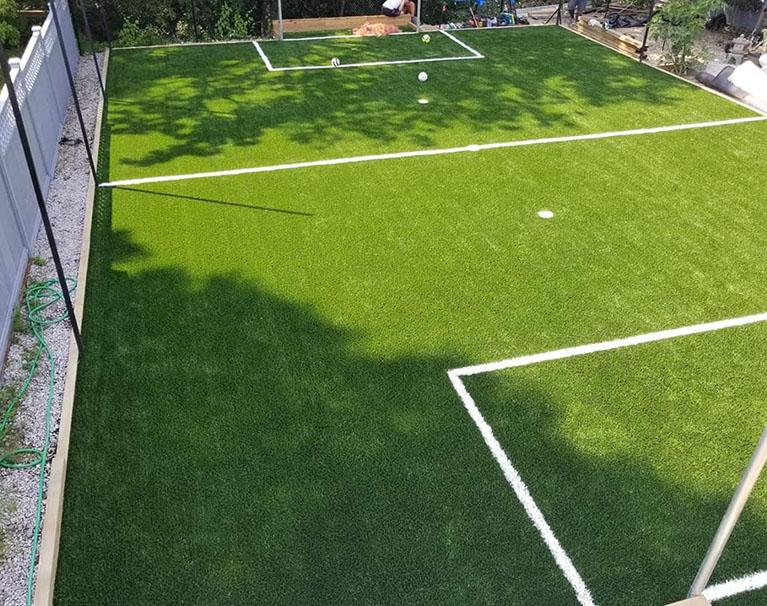 artificial grass sports fields