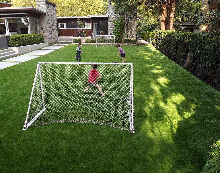 artificial grass for soccer field