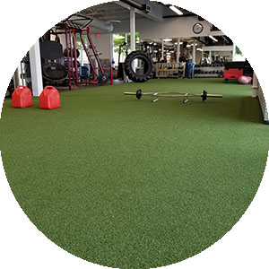 Artificial Grass for Gyms and Recreation