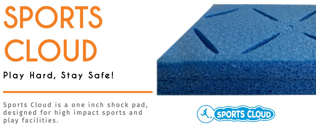 new-in-2021-sports-cloud-artificial grass shock pad